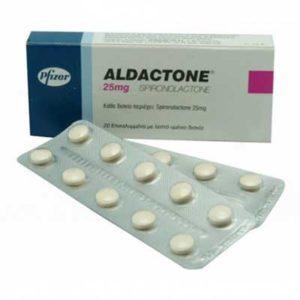 Acquistare Aldattone (Spironolattone) - Aldactone Prezzo in Italia