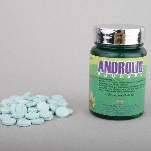 Acquistare Oxymetholone (Anadrol) - Androlic Prezzo in Italia