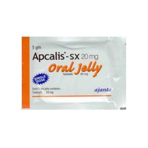 Acquistare Tadalafil - Apcalis SX Oral Jelly Prezzo in Italia