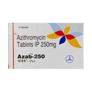 Acquistare azitromicina - Azab 250 Prezzo in Italia