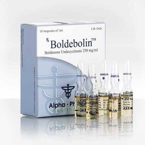 Acquistare Boldenone undecylenate (Equipose) - Boldebolin Prezzo in Italia