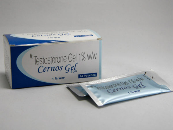 Acquistare Integratori di testosterone - Cernos Gel (Testogel) Prezzo in Italia
