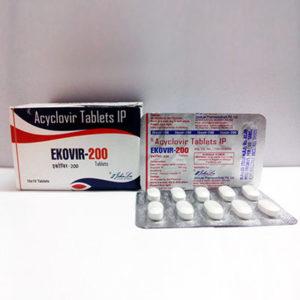 Acquistare Acyclovir (Zovirax) - Ekovir Prezzo in Italia