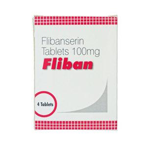 Acquistare flibanserin - Fliban 100 Prezzo in Italia