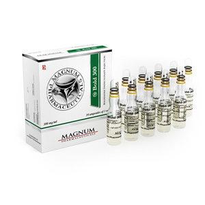 Acquistare Boldenone undecylenate (Equipose) - Magnum Bold 300 Prezzo in Italia