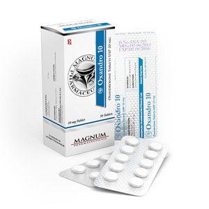 Acquistare Oxandrolone (Anavar) - Magnum Oxandro 10 Prezzo in Italia