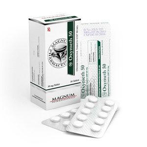 Acquistare Oxymetholone (Anadrol) - Magnum Oxymeth 50 Prezzo in Italia