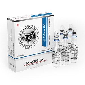 Acquistare Methenolone enanthate (deposito di Primobolan) - Magnum Primo 100 Prezzo in Italia
