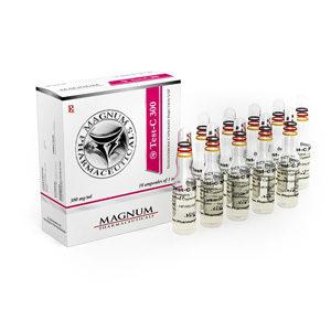 Acquistare Testosterone cypionate - Magnum Test-C 300 Prezzo in Italia