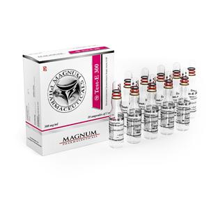 Acquistare Testosterone enantato - Magnum Test-E 300 Prezzo in Italia