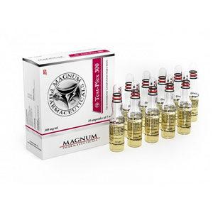 Acquistare Sustanon 250 (miscela di testosterone) - Magnum Test-Plex 300 Prezzo in Italia