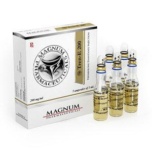 Acquistare Trenbolone enanthate - Magnum Tren-E 200 Prezzo in Italia