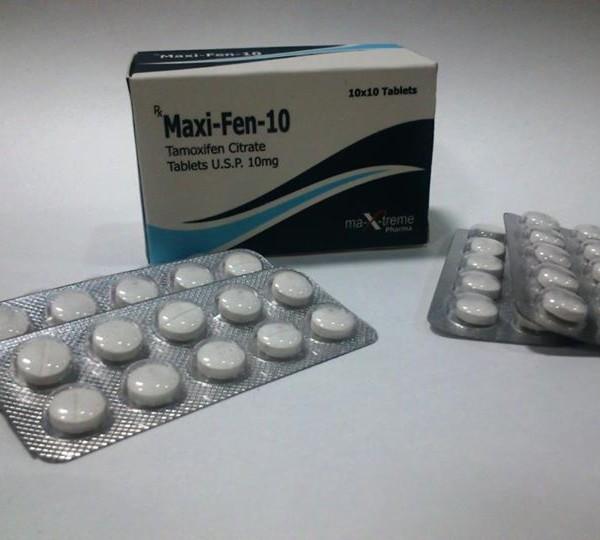 Acquistare Tamoxifene citrato (Nolvadex) - Maxi-Fen-10 Prezzo in Italia