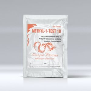 Acquistare Methyldihydroboldenone - Methyl-1-Test 10 Prezzo in Italia
