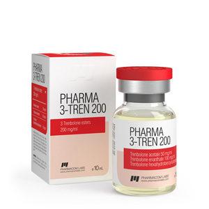 Acquistare Trenbolone Mix (Tri Tren) - Pharma 3 Tren 200 Prezzo in Italia