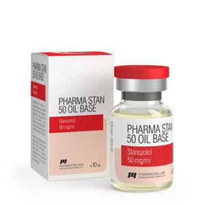 Acquistare Iniezione di Stanozolol (deposito di Winstrol) - Pharma Stan 50 Oil Base Prezzo in Italia
