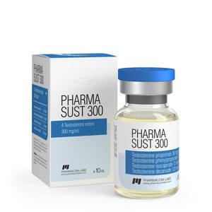 Acquistare Sustanon 250 (miscela di testosterone) - Pharma Sust 300 Prezzo in Italia