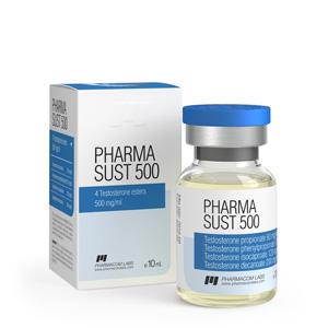 Acquistare Sustanon 250 (miscela di testosterone) - Pharma Sust 500 Prezzo in Italia