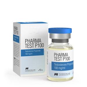 Acquistare Propionato di testosterone - Pharma Test P100 Prezzo in Italia
