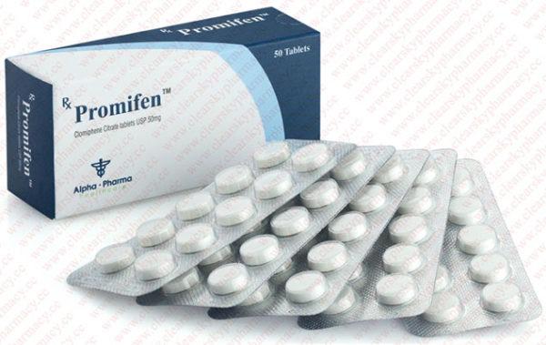 Acquistare Clomifene citrato (Clomid) - Promifen Prezzo in Italia