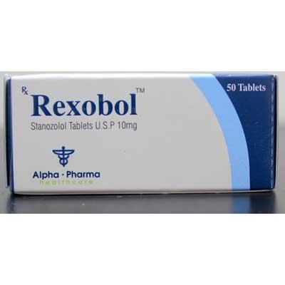 Acquistare Stanozolol orale (Winstrol) - Rexobol-10 Prezzo in Italia