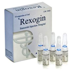Acquistare Iniezione di Stanozolol (deposito di Winstrol) - Rexogin Prezzo in Italia