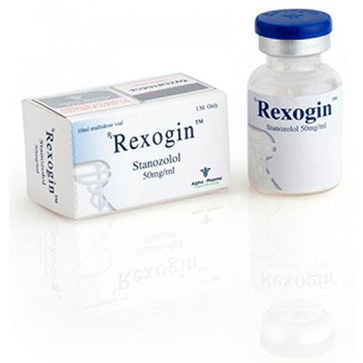 Acquistare Iniezione di Stanozolol (deposito di Winstrol) - Rexogin (vial) Prezzo in Italia
