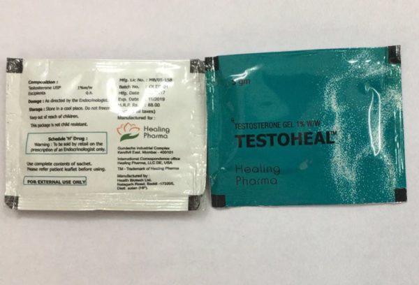 Acquistare Integratori di testosterone - Testoheal Gel (Testogel) Prezzo in Italia