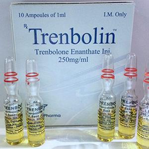 Acquistare Trenbolone enanthate - Trenbolin (ampoules) Prezzo in Italia