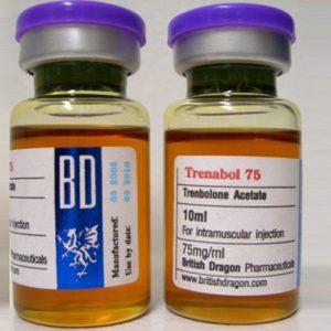 Acquistare Acetato di trenbolone - Trenbolone-75 Prezzo in Italia