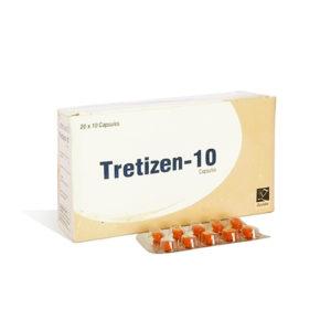 Acquistare isotretinoina (Accutane) - Tretizen 10 Prezzo in Italia