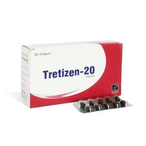 Acquistare isotretinoina (Accutane) - Tretizen 20 Prezzo in Italia